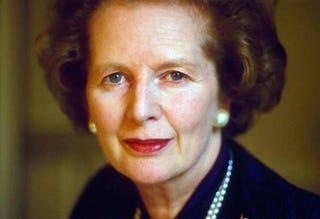 Illustration for article titled Margaret Thatcher, Margaret Thatcher's Hair Dead at 87
