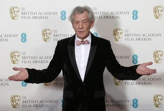 Illustration for article titled Ian McKellen to play Sherlock Holmes in a movie!?!?!