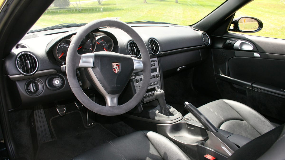How Much Better Is The New Porsche Cayman Than Old One Boxster Radio Wiring