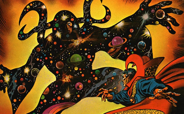 10 Classic Dr. Strange Storylines That Would Be Perfect For Cumberbatch