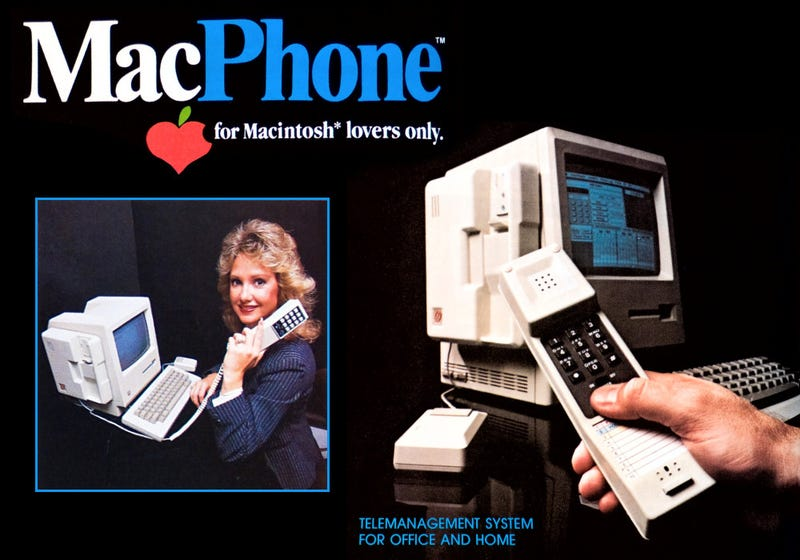 Illustration for article titled These Classic Macintosh Peripherals Are Absolutely Bonkers