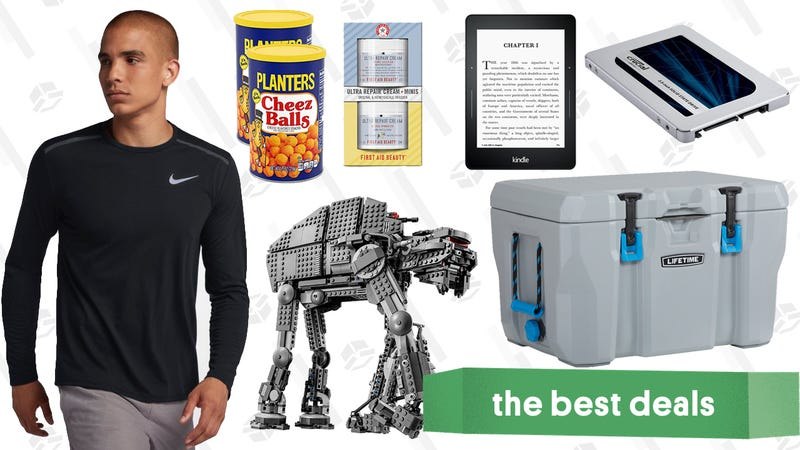 Illustration for article titled Wednesday's Best Deals: Kindle Voyage, Wayfair Rugs, Cheez Balls, and More