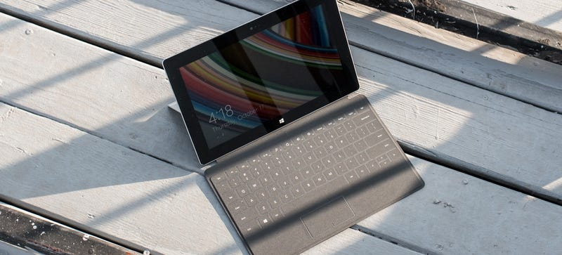 Illustration for article titled Microsoft Just Slashed $100 Off the Price of the Surface 2