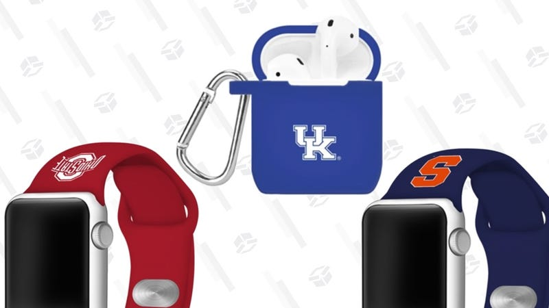 NCAA Apple Accessory Sale | Woot