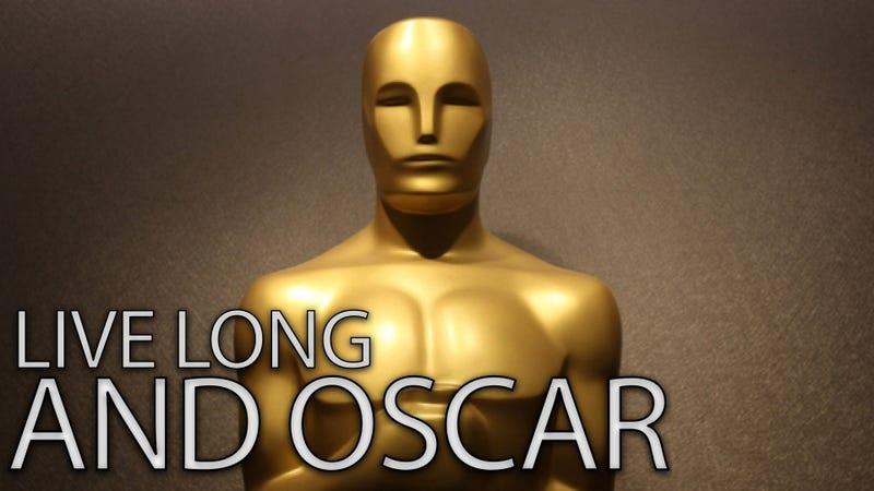 Illustration for article titled Do Oscar Winners Live Longer?