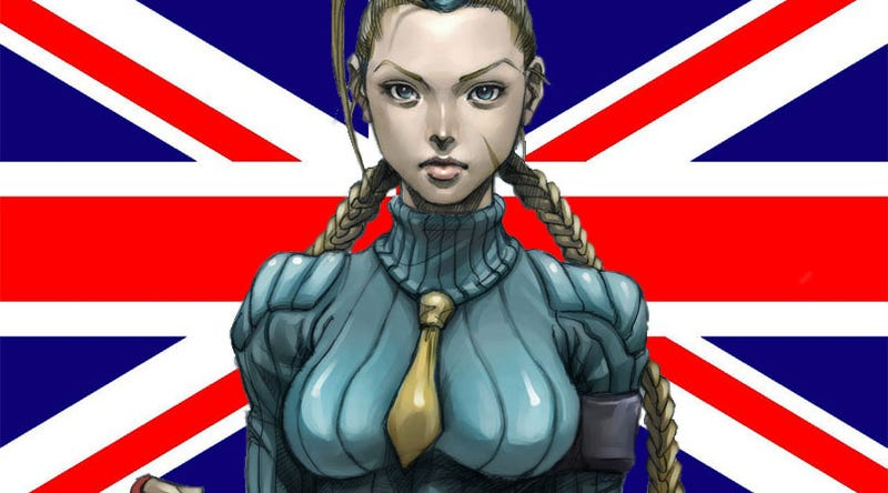 Illustration for article titled British Kid Sets Street Fighter World Record