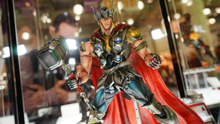 Illustration for article titled The Marvel Play Arts Figures Are Great, But Nowhere Near Crazy Enough
