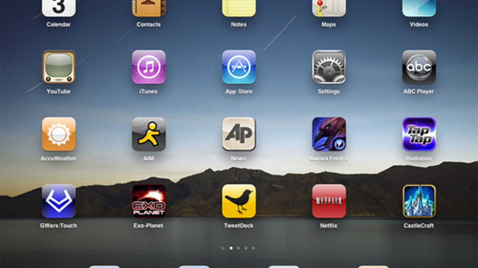 iPad App Review Marathon Live