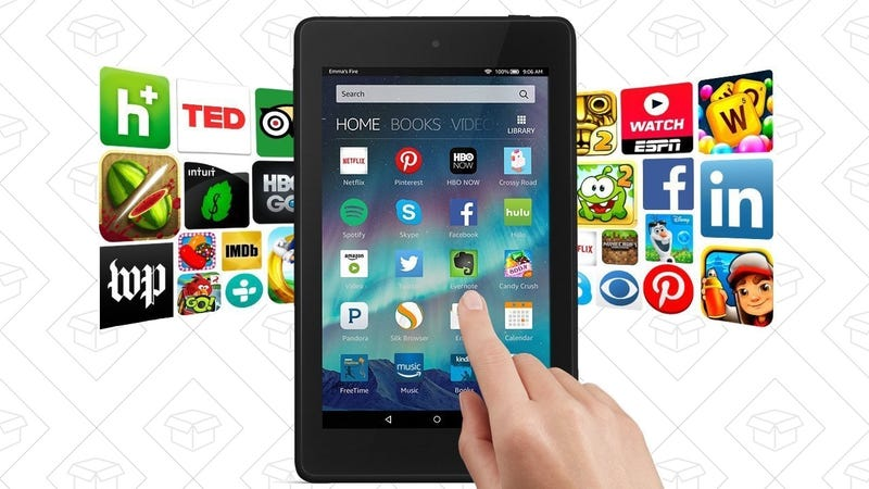Refurb Amazon Fire HD 6 8GB, $35