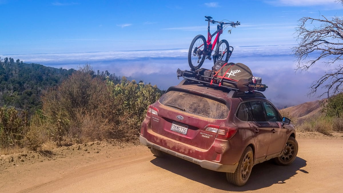 How I Turned My Subaru Outback Into A Real Adventuremobile 2002 Wagon Trailer Wiring