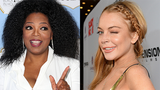 Illustration for article titled Lindsay Lohan Will Get $2 Million to Let Oprah Tell Her What to Do