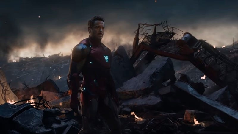 This Interactive Timeline Helps Make Sense of Avengers: Endgame's Time Travel Logic