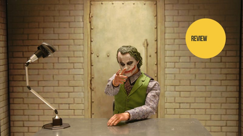 Illustration for article titled This Joker Figure Made Me Question Why I Was Being So Serious