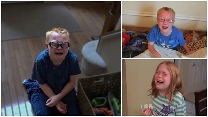Retiran la custodia de sus hijos a los padres más odiados de Internet: abusaban de ellos con bromas para YouTube