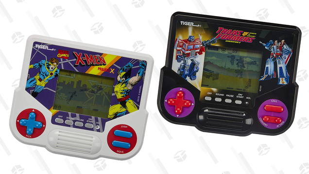 Your Childhood Is on Sale at Amazon Because Tiger Electronics Games Are $10