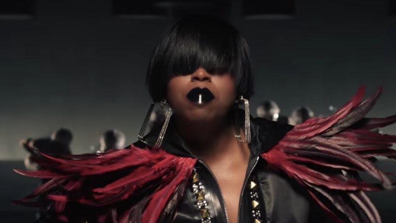 """Screenshot from """"I'm Better"""" video"""