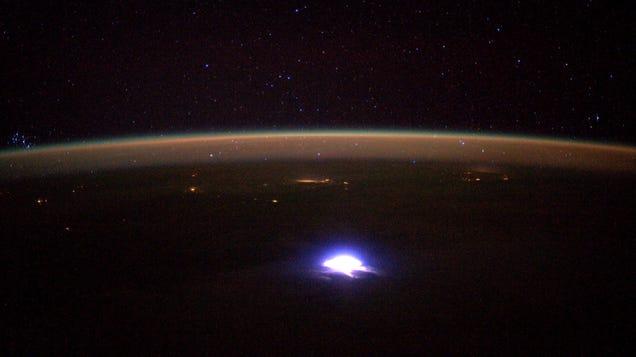 Satellites Track the World s Longest Lightning Bolt
