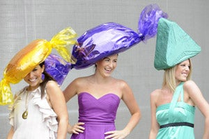 Illustration for article titled Hats Off At Ascot