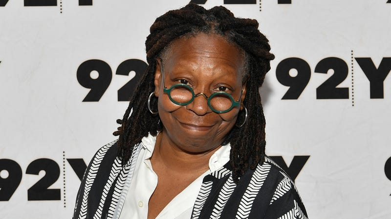 Whoopi Goldberg on May 28, 2019, in New York City.