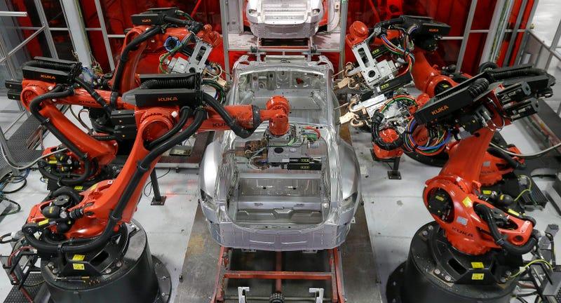 A este ritmo, en 2030 la mitad de los empleados de Japón serán robots