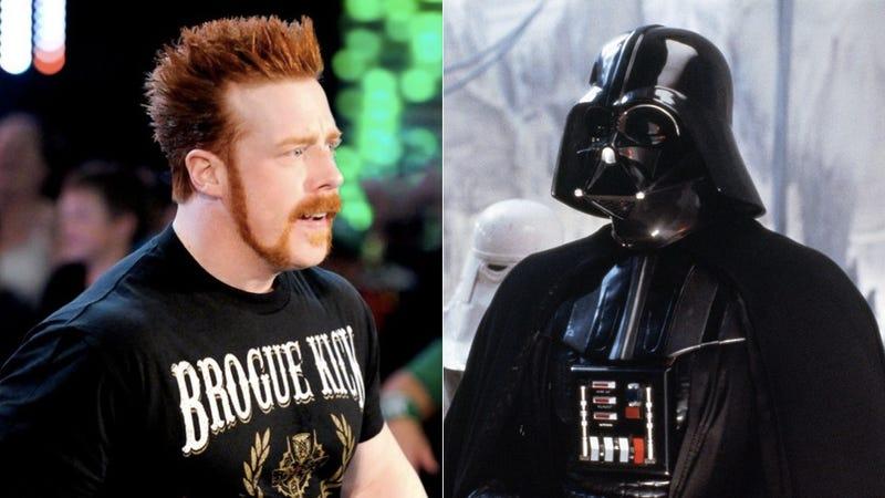 Illustration for article titled Insane Star Wars Rumor Du Jour: Wrestler To Play Vader in Ep. VII
