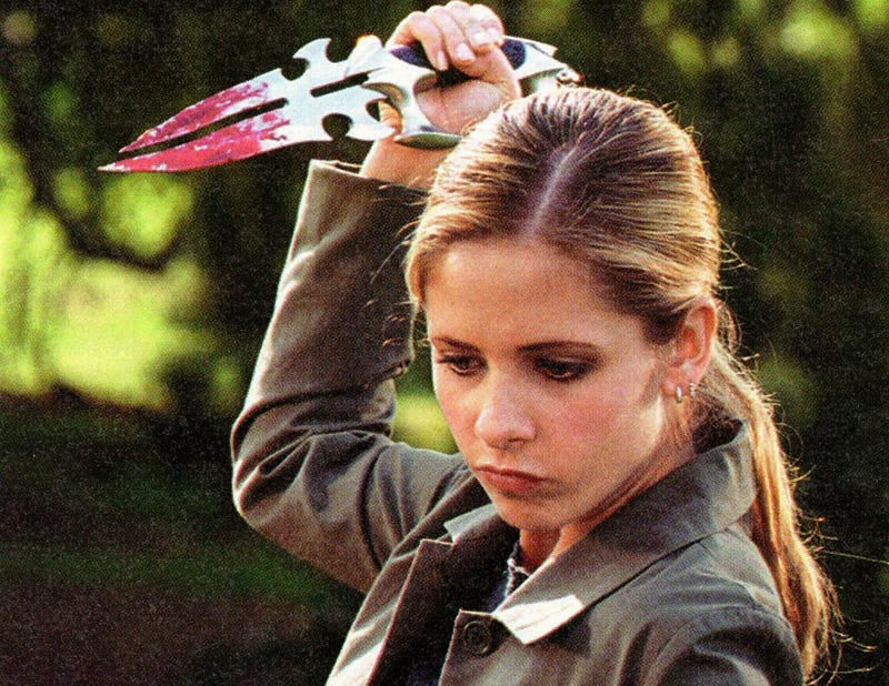 Illustration for article titled On The Ethics of Vampire Slaying in Buffy the Vampire Slayer