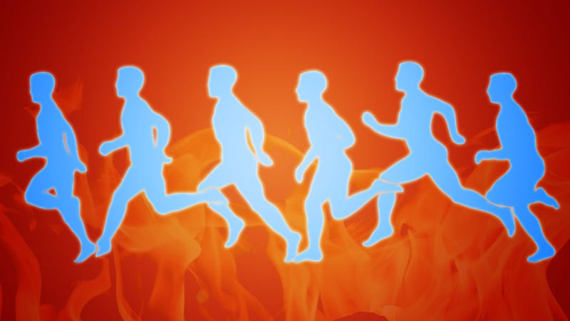 Illustration for article titled Everything You Need to Know About Running in the Heat