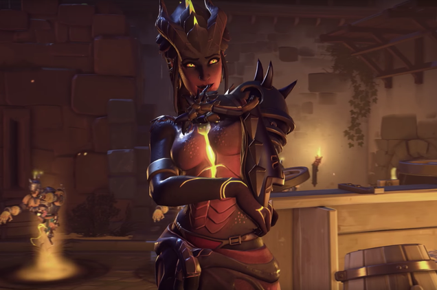 Top Symmetra Player's Overwatch Bans Won't Stop Him From Picking His Favorite Hero