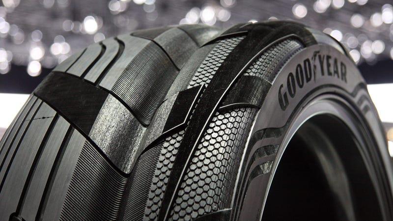 Este nuevo concepto de rueda promete máximo agarre para tu coche