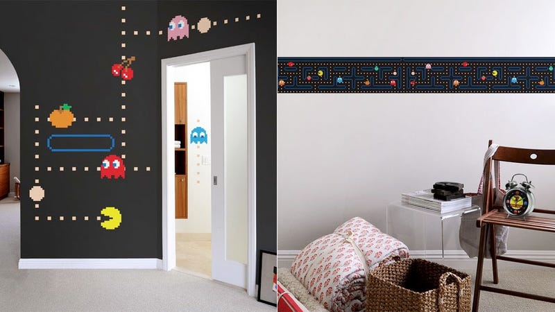 Illustration for article titled Put Some Wakka-wakka On Your Walls With Pac-Man Blik Decals