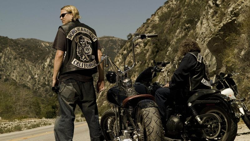 Illustration for article titled Sons Of Anarchy might still get that prequel series