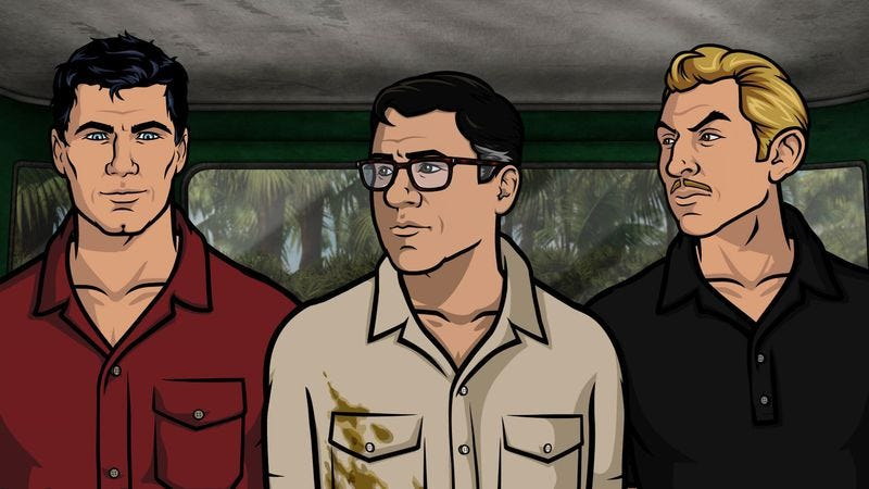 "Archer Vice: ""Smuggler's Blues"""