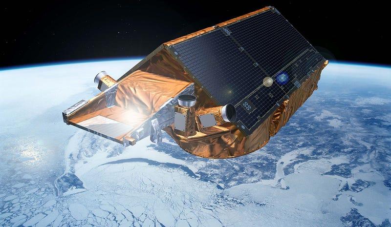 Illustration for article titled ESA confirma que la Antártida pierde el doble de hielo que hace años