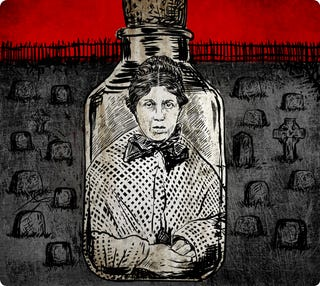 Illustration for article titled The Big Book of Female Killers: Mary Ann Cotton, the Arsenic Queen