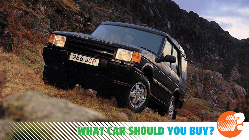 Image from Land Rover brochure