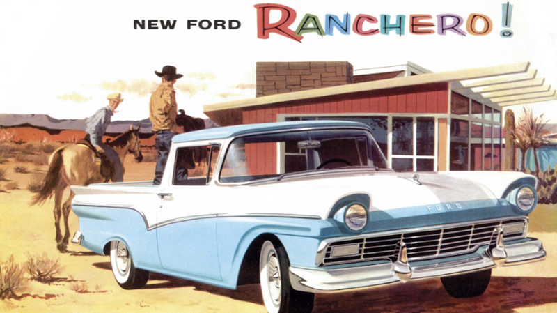Illustration for article titled Comment of the Day: Ranchero Edition