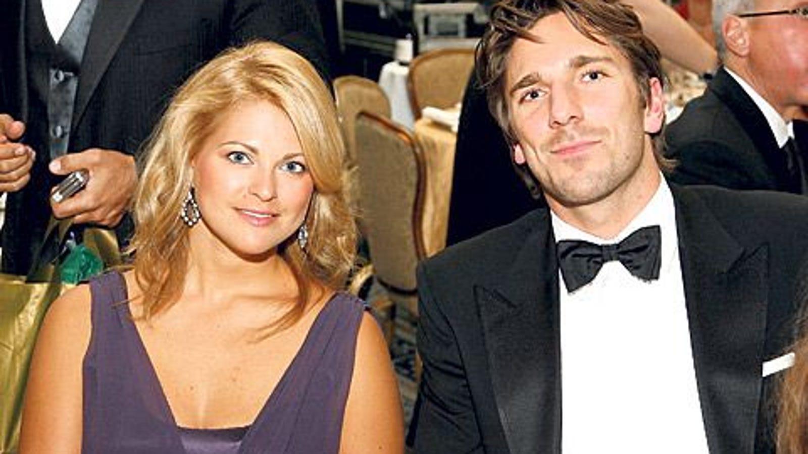 Henrik Lundqvist Possibly Making It With A Swedish Princess