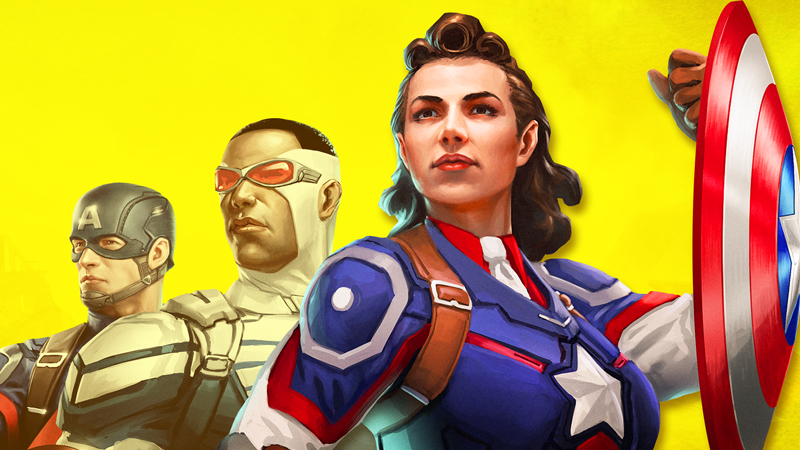 Illustration for article titled How Has It Taken Us This Long to Get Peggy Carter as Captain America?
