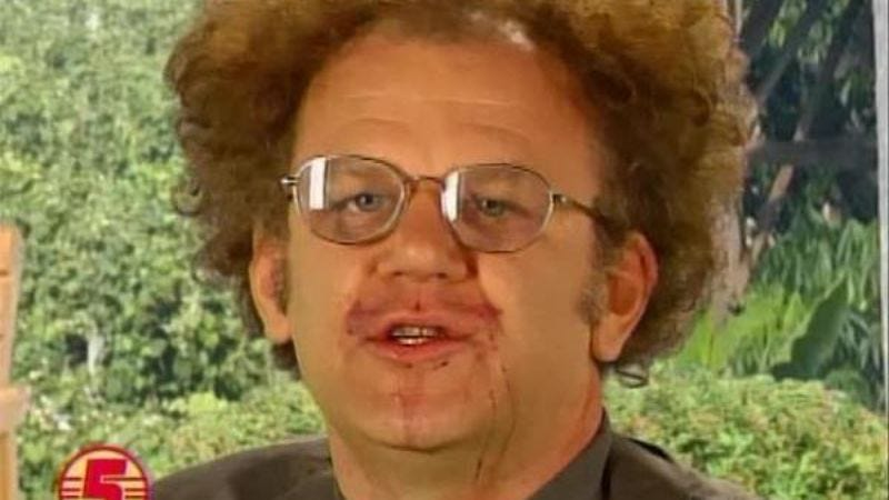 Illustration for article titled Ask Dr. Steve Brule for advice, exclusively on The A.V. Club