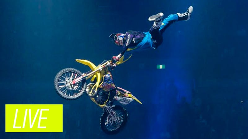 Illustration for article titled Ask Motorcycle And Rally Madman Travis Pastrana Anything