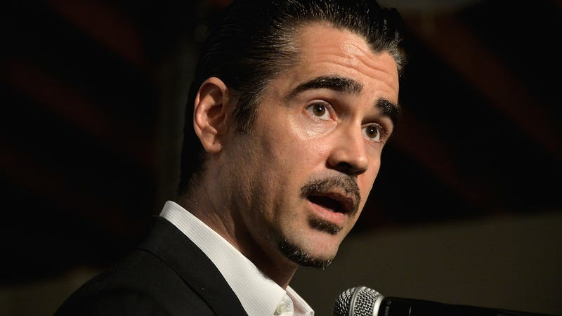 Illustration for article titled Colin Farrell Pens Heartfelt Pro-LGBT Letter to the People of Ireland
