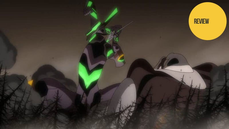 Illustration for article titled Evangelion 2.22 is a Film That Plays On Your Expectations