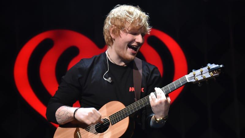 Ed Sheeran is getting sued again