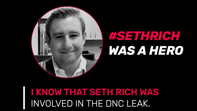 Sean Hannity Tweets Out Ludicrous Seth Rich Conspiracy From Kim Dotcom [Updated]