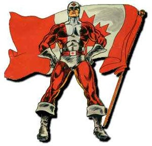 Illustration for article titled Today is apparently Victoria Day, Go Canada!