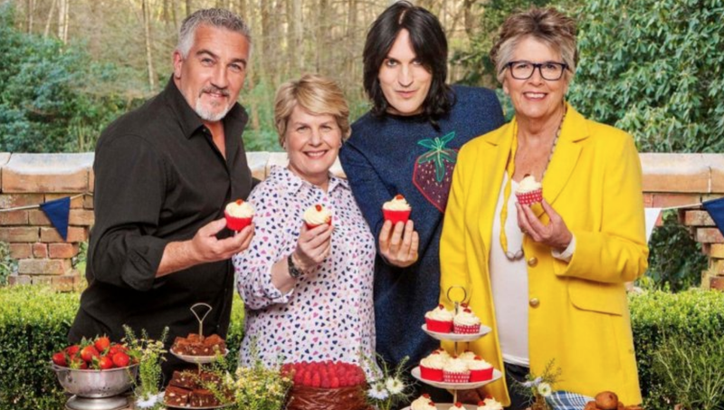 Illustration for article titled The Great British Bake Off Is Heading to Netflix