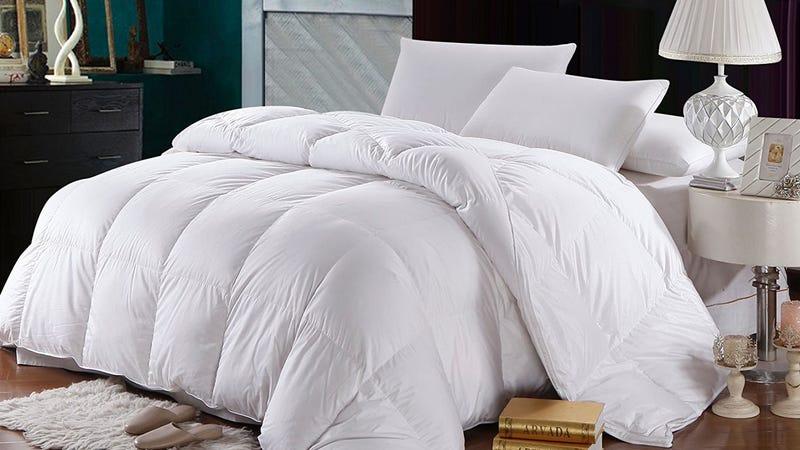 Royal Bedding Down Comforter, $135-$158