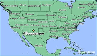 Illustration for article titled Going to Albuquerque
