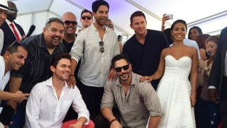 Illustration for article titled The Magic Mike XXL Cast Is in Miami, I Want to Be in Miami
