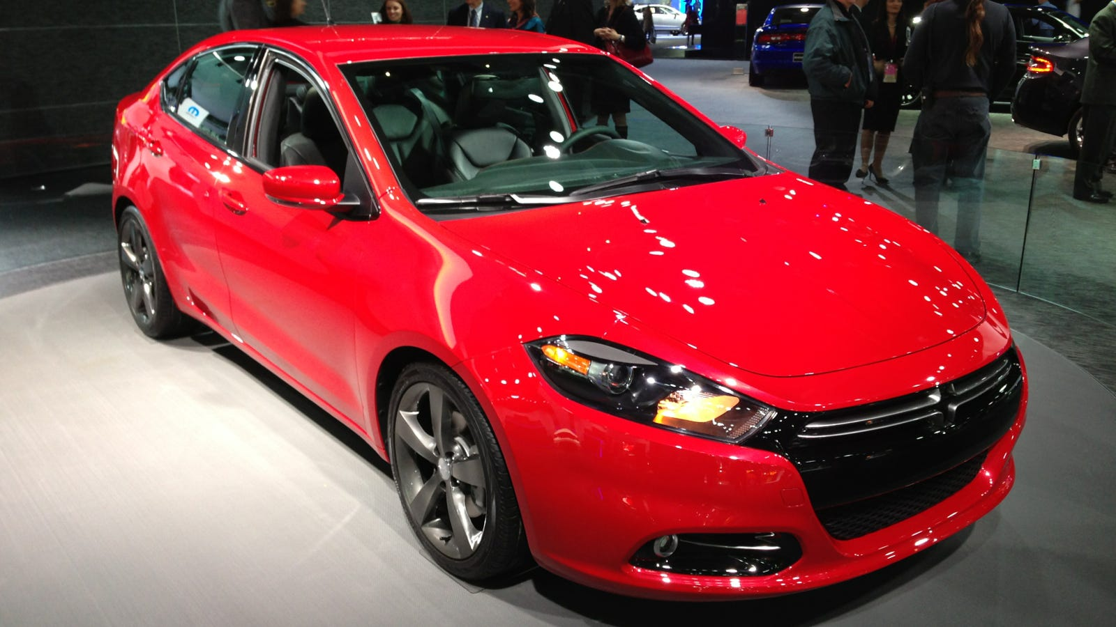 2014 Dodge Dart Gt Slightly More Power For Your Grand